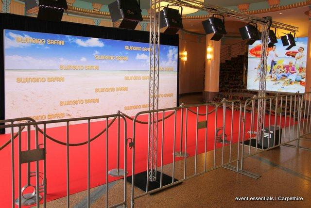 Custom media wall