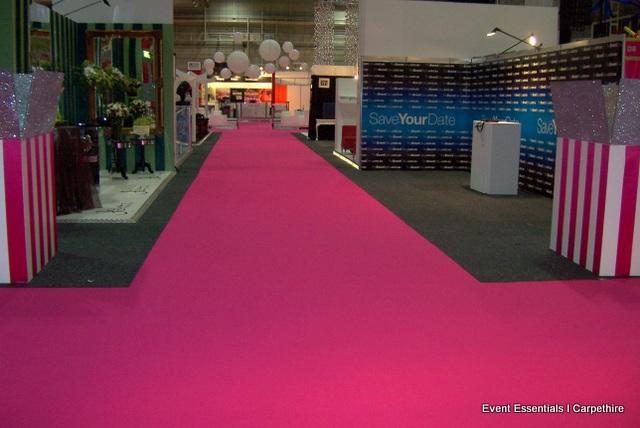 Hot Pink Carpet, RSVP Sydney
