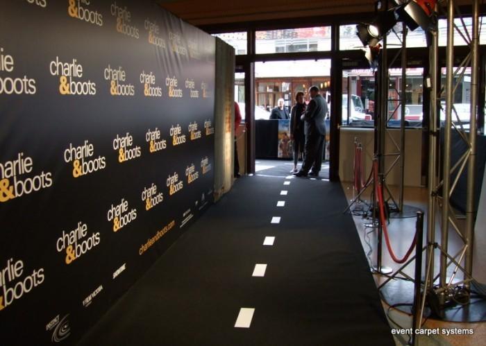 Black Carpet Movie Premiere, Village Rivoli Cinemas Melbourne