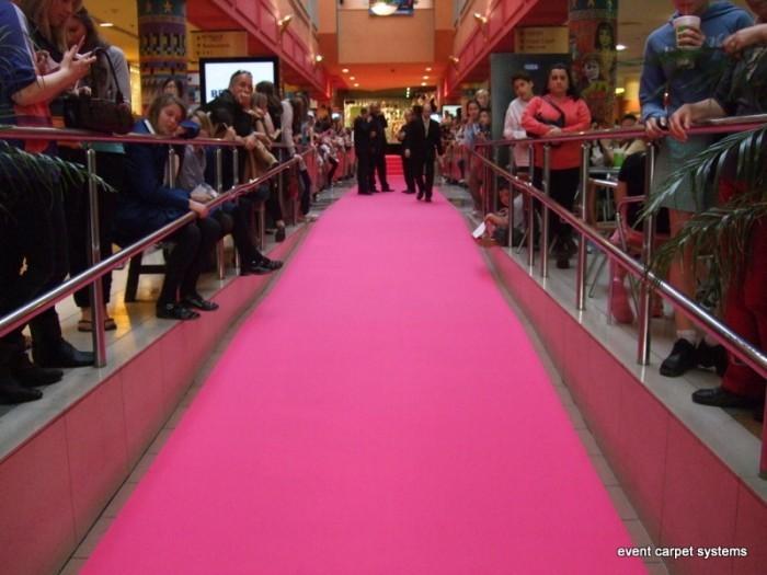 Pink Carpet Movie Premiere, Jam Factory